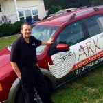 Raleigh Ark Appliance Repair Service car